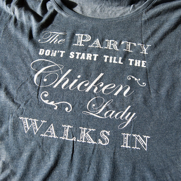 Welcome to Chickenlandia Tee