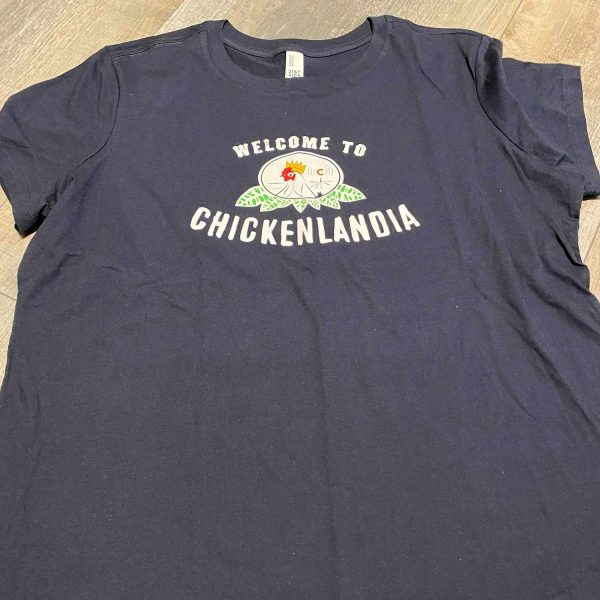 Welcome to Chickenlandia UnisexTee